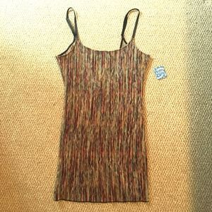NWT! Free People Intimately Rainbow Slip L
